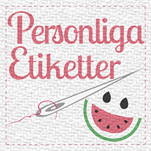 Personliga Etiketter logotyp